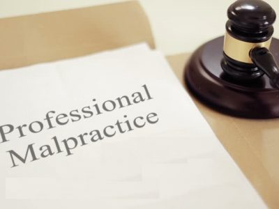 Professional Malpractice or Responsibility